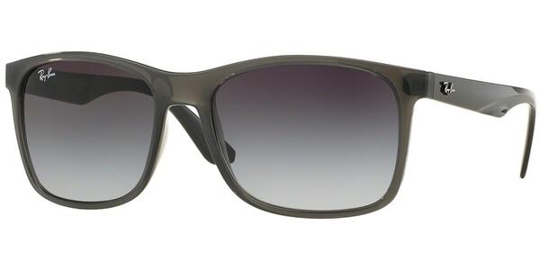 Sluneční brýle Ray-Ban® model 4232, barva obruby šedá lesk, čočka šedá gradál, kód barevné varianty 61958G.