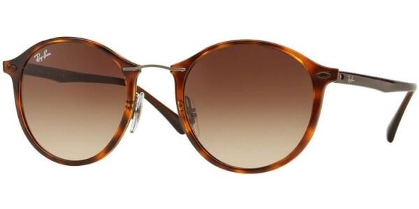 Sluneční brýle Ray-Ban® model 4242, barva obruby hnědá lesk, čočka hnědá gradál, kód barevné varianty 620113.
