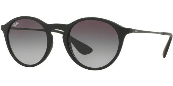 Sluneční brýle Ray-Ban® model 4243, barva obruby černá mat šedá, čočka šedá gradál, kód barevné varianty 6228G.