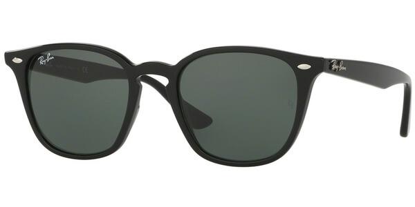 Sluneční brýle Ray-Ban® model 4258, barva obruby černá lesk, čočka zelená, kód barevné varianty 60171.
