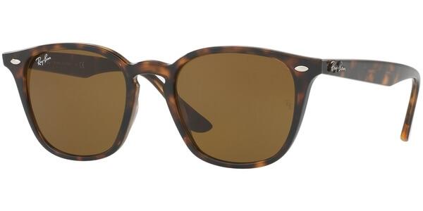 Sluneční brýle Ray-Ban® model 4258, barva obruby hnědá lesk, čočka hnědá, kód barevné varianty 71073.