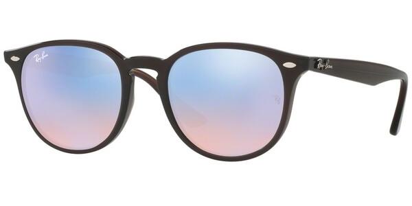 Sluneční brýle Ray-Ban® model 4259, barva obruby hnědá lesk, čočka růžová zrcadlo, kód barevné varianty 62311N.
