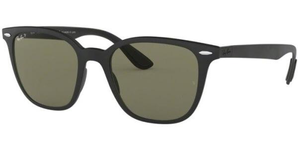 Sluneční brýle Ray-Ban® model 4297, barva obruby černá mat, čočka zelená polarizovaná, kód barevné varianty 601S9A.