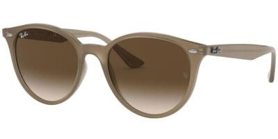 Sluneční brýle Ray-Ban® model , barva obruby hnědá lesk, čočka hnědá gradál, kód barevné varianty 616613.