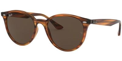 Sluneční brýle Ray-Ban® model , barva obruby hnědá lesk, čočka hnědá, kód barevné varianty 82073.