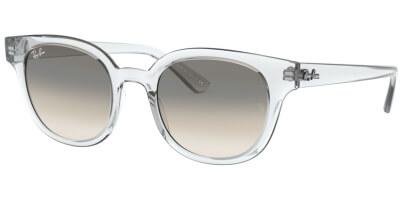 Sluneční brýle Ray-Ban® model 4324, barva obruby čirá lesk, čočka šedá gradál, kód barevné varianty 644732.