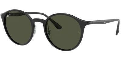 Sluneční brýle Ray-Ban® model 4336, barva obruby černá lesk, čočka zelená, kód barevné varianty 60131.