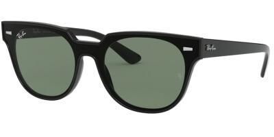Sluneční brýle Ray-Ban® model 4368N, barva obruby černá lesk, čočka zelená, kód barevné varianty 60171.
