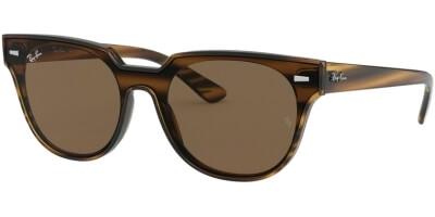 Sluneční brýle Ray-Ban® model 4368N, barva obruby hnědá lesk, čočka hnědá, kód barevné varianty 82073.