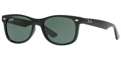 Sluneční brýle Ray-Ban® model 9052S, barva obruby černá lesk, čočka zelená, kód barevné varianty 10071.