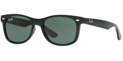 Sluneční brýle Ray-Ban® model 9057S, barva obruby černá lesk, čočka zelená, kód barevné varianty 10071.