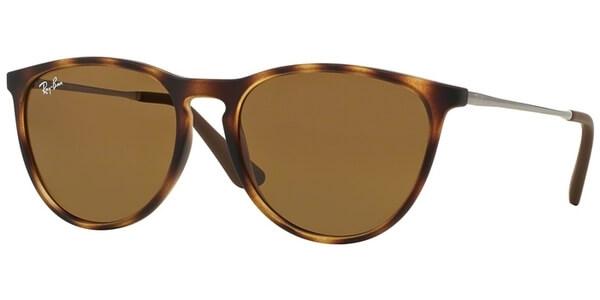 Sluneční brýle Ray-Ban® model 9060S, barva obruby hnědá mat stříbrná, čočka hnědá, kód barevné varianty 700673.