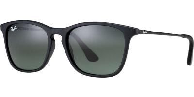 Sluneční brýle Ray-Ban® model 9061S, barva obruby černá mat, čočka zelená, kód barevné varianty 700571.