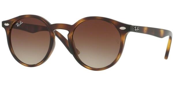 Sluneční brýle Ray-Ban® model 9064S, barva obruby hnědá lesk, čočka hnědá gradál, kód barevné varianty 15213.