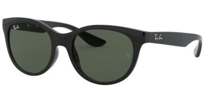 Sluneční brýle Ray-Ban® model 9068S, barva obruby černá lesk, čočka zelená, kód barevné varianty 10071.