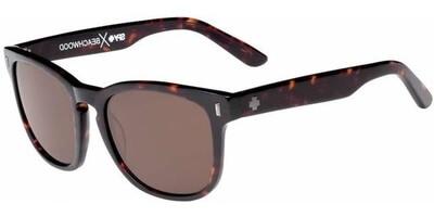 Sluneční brýle SPY model BEACHWOOD, barva obruby hnědá lesk, čočka hnědá polarizovaná, kód barevné varianty 075885.