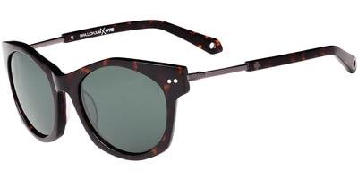 Sluneční brýle SPY model MULHOLLAND, barva obruby hnědá mat, čočka zelená, kód barevné varianty 075863.