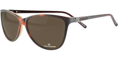 Sluneční brýle Tom Tailor model 63331, barva obruby hnědá mat, čočka hnědá, kód barevné varianty 871.