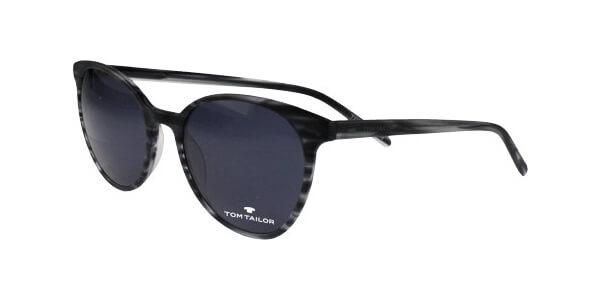 Sluneční brýle Tom Tailor model 63493, barva obruby šedá mat, čočka šedá, kód barevné varianty 395.