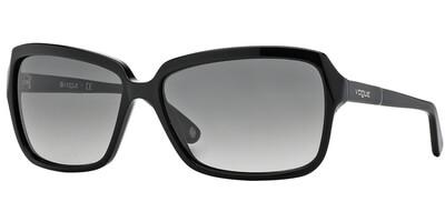 Sluneční brýle Vogue model 2660S, barva obruby černá lesk, čočka šedá gradál, kód barevné varianty W4411.