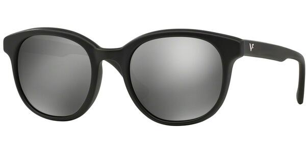 Sluneční brýle Vogue model 2730S, barva obruby černá mat, čočka stříbrná zrcadlo, kód barevné varianty W446G.