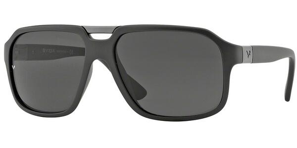 Sluneční brýle Vogue model 2780S, barva obruby šedá mat stříbrná, čočka šedá, kód barevné varianty 202387.
