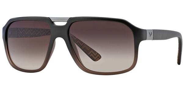 Sluneční brýle Vogue model 2780S, barva obruby hnědá mat, čočka hnědá gradál, kód barevné varianty 202813.
