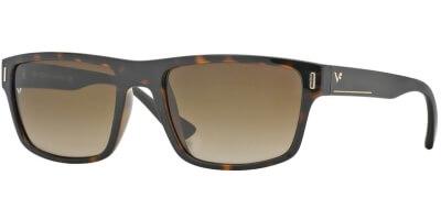 Sluneční brýle Vogue model 2794S, barva obruby hnědá lesk, čočka hnědá gradál, kód barevné varianty W65613.