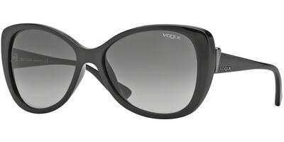 Sluneční brýle Vogue model 2819S, barva obruby černá lesk, čočka šedá gradál, kód barevné varianty W4411.