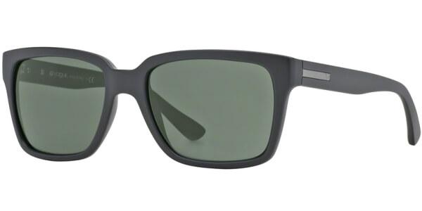 Sluneční brýle Vogue model 2847S, barva obruby černá mat, čočka zelená, kód barevné varianty W44S71.