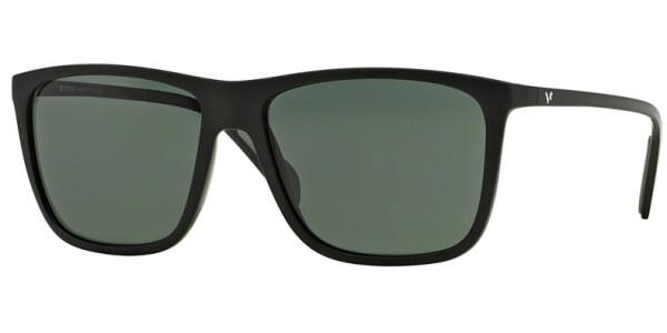 Sluneční brýle Vogue model 2913S, barva obruby černá mat, čočka zelená, kód barevné varianty W4471.