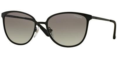 Sluneční brýle Vogue model 4002S, barva obruby černá mat, čočka šedá gradál, kód barevné varianty 352S11.