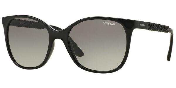 Sluneční brýle Vogue model 5032S, barva obruby černá lesk, čočka šedá gradál, kód barevné varianty W4411.