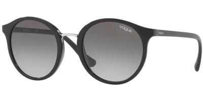 Sluneční brýle Vogue model 5166S, barva obruby černá lesk, čočka šedá gradál, kód barevné varianty W4411.
