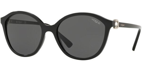 Sluneční brýle Vogue model 5229SB, barva obruby černá lesk, čočka šedá, kód barevné varianty W4487.