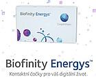 Vyzkoušejte zdarma Biofinity Energys