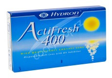 Actifresh 400 UV (6 čoček)
