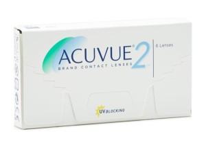 Acuvue 2 (6 čoček)