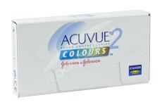 Acuvue 2 Colours - tónovací (6 čoček) - dioptrické