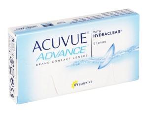 Acuvue Advance (6 čoček)