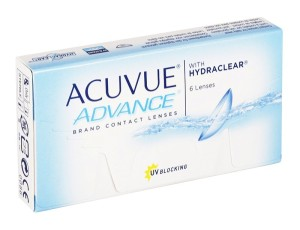 Acuvue Advance (6 čoček)