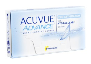 Acuvue Advance for Astigmatism (6 čoček)