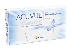 Acuvue Oasys (6 čoček)