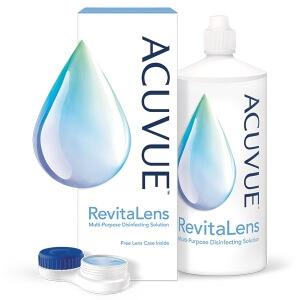 Roztok Acuvue RevitaLens 360ml s pouzdrem