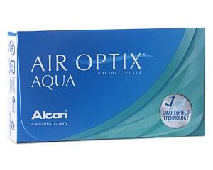 Air Optix Aqua (6 čoček)