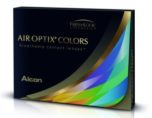 Air Optix Colors (2 čočky) - nedioptrické