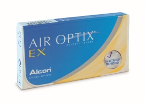 Air Optix EX (3 čočky)