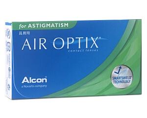 Air Optix for Astigmatism (3 čočky)