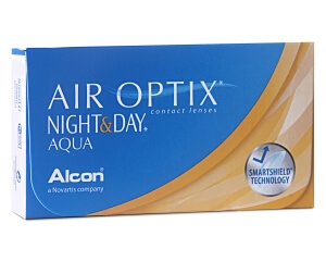 Air Optix Night & Day Aqua (6 čoček)