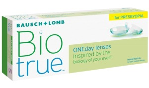 Biotrue ONEday for Presbyopia (30 čoček)